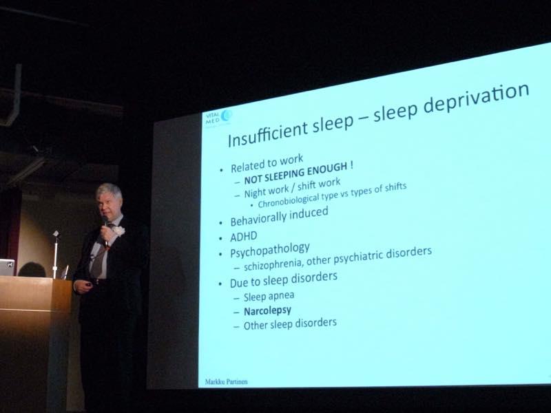 睡眠学講座開設5周年記念講演会